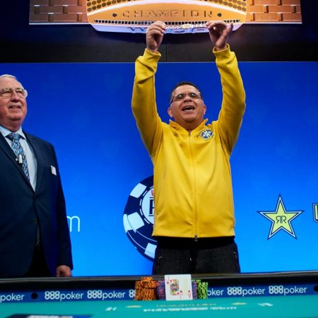 Conheça os 4 brasileiros que já foram campeões do World Series Of Poker