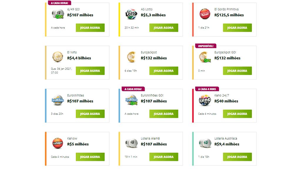Lottoland é confiável e tem loterias do mundo inteiro