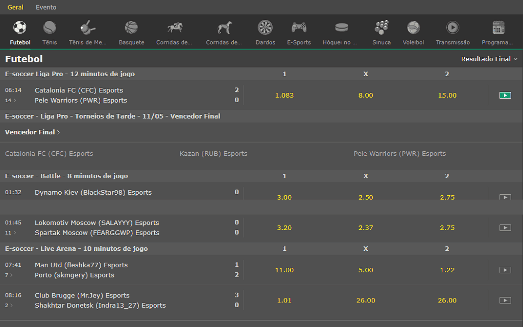 Bet365 sites de apostas odds competitivas