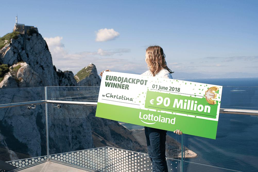 Lottoland é confiável e pagou 90 milhões de euros à alemã
