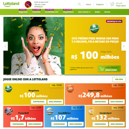 Lottoland é confiável?
