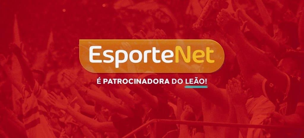 Esportenet patrocinador máster do Fortaleza