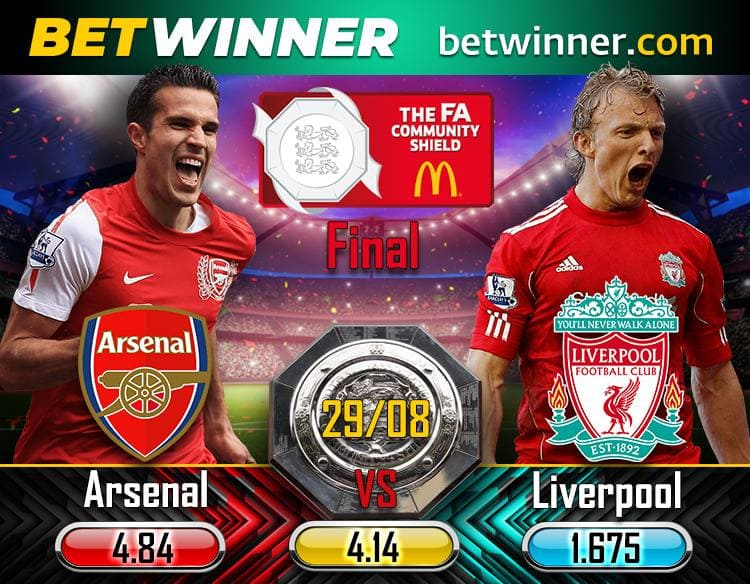 BetWinner arsenal liverpool